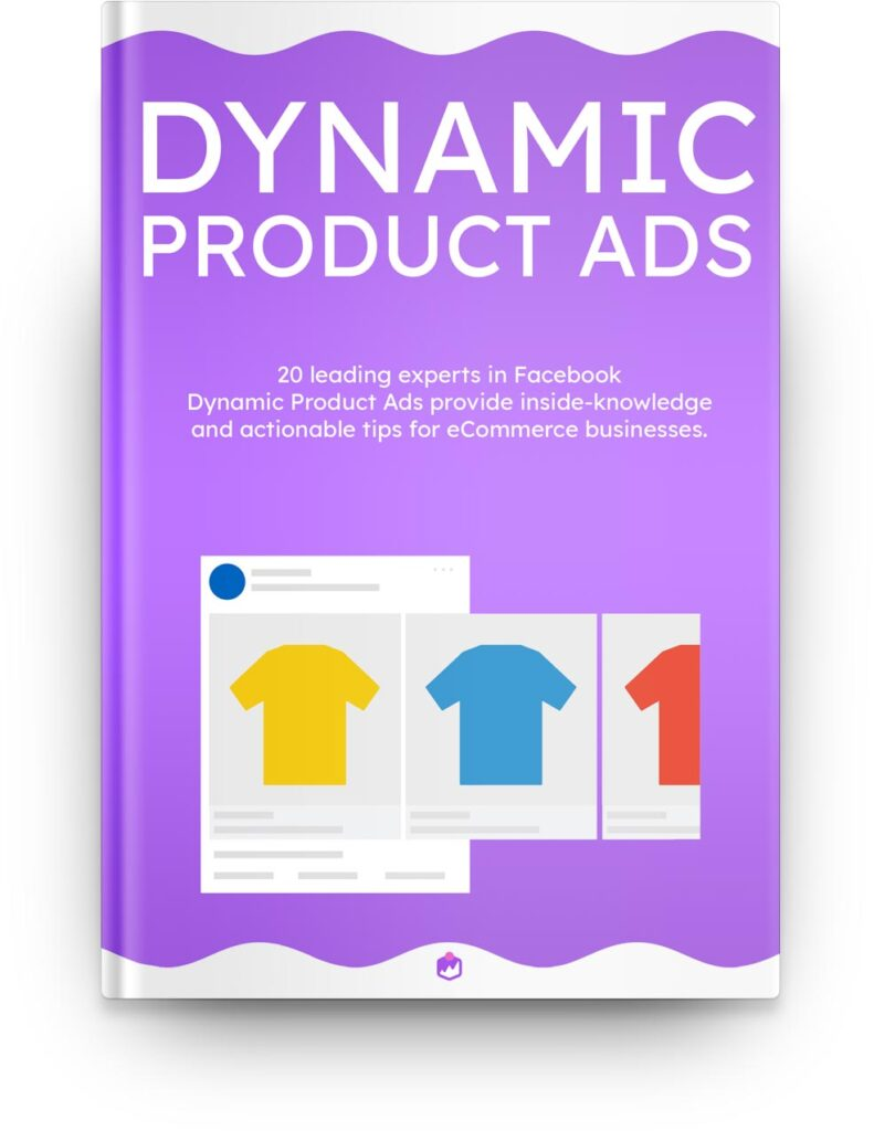 Facebook Dynamic Product Ads Ebook